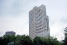 gratte-ciel moderne de Moscou