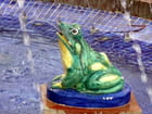 Grenouille -fontaine