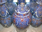 Groupe de vases Chinois