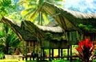 Habitations toradjas