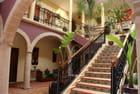 Hall de Riad Zahra Essaouira