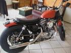 Harley 883 bratstyle