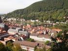 Heidelberg et son vieux pont sur le Neckar