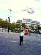 HELICO EN PLEIN PARIS 2