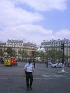 HELICO EN PLEIN PARIS 3