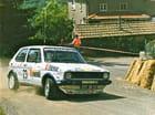 Hervé Lecuyer Golf GTI rallye