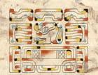 Hiéroglyphes mayas