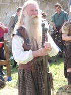 Highlander et sa claymore