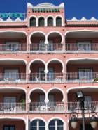 Hotel à almunecar