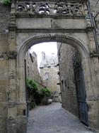 Hôtel Beaumanoir (1) Entrée