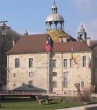 Hôtel de Ville de Salins-les-Bains (Jura)