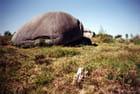 Huelgoat : le camp romain d'Artus.