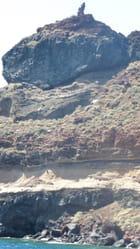 Ile de SANTORIN: un Volcan Grec