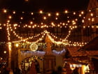 Illuminations de Noël à Eguisheim