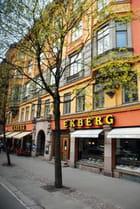 immeuble d'Helsinky