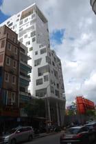 immeuble d'Ho chi Minh ville