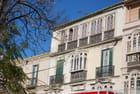 immeuble de Malaga