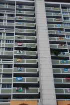 immeuble de Singapour