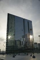 Immeuble et Reflets