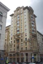 immeuble stalinien