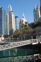 immeubles de Dubaï