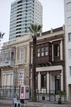 immeubles du front de mer