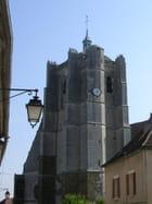 Imposant clocher