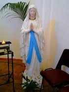 Intérieur Chapelle St. Hospice (7)La Vierge