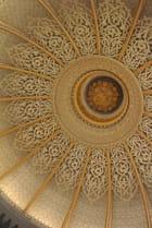 Intérieur du Palais de Monserrate: le dôme