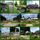 Jardin de l'évêché à Lisieux - 30 sept.2016 - 3