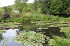 Jardin et maison de Claude Monet à Giverny