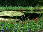 Jardin thématique, château de Chaumont