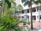 Jardins de l'Hôtel RAFFLES