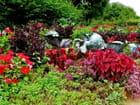 Jardins thématique, château de Chaumont