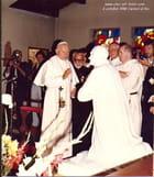 Jean-Paul II et Ciné Art Loisir en 1986