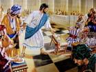 Jésus et les vendeurs du temple