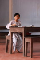 Jeune Bouddhiste