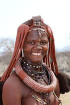 Jeune femme Himba