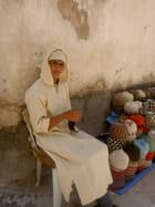 Jeune garçon au tricot