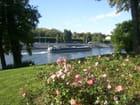 Joli bord de Seine