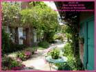 Joli jardin d'une artiste peintre en Normandie - 2