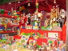 Joli marché de Noël