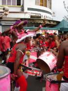 Journée des diables - tambours
