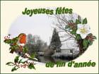 Joyeuses fêtes de fin d'année à toutes et à tous