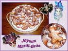 Joyeux Mardi-Gras à tous(tes)