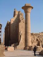 Karnac colonne allée principale