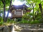 Kiosque à la Maison de la Corée