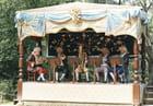 Kiosque à musique du 18° siècle.