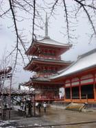 Kyoto : Sanju-No-To, Kiyomisu-Dera
