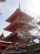 Kyoto : Sanju-No-To, Kiyomizu-Dera